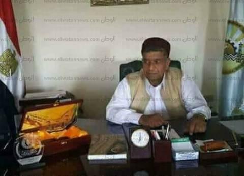 العمدة محمد عيسى رئيسا لمجلس عمد ومشايخ قبائل مطروح
