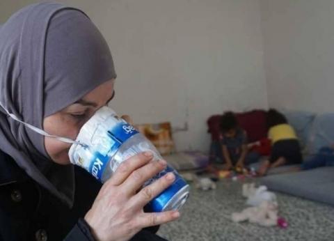 """بالصور  أهالي إدلب السورية يتوصلون لـ""""سلاح بدائي"""" لمواجهة """"الكيماوي"""""""