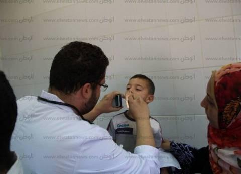 انطلاق قافلة طبية تضم 11 تخصصا بمستشفى الطور العام في جنوب سيناء