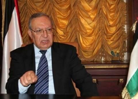 رئيس «سياسية تشريعى فتح»: مصر «ضامنة» للمصالحة.. وعلى «حماس» تسليم خريطة الأنفاق