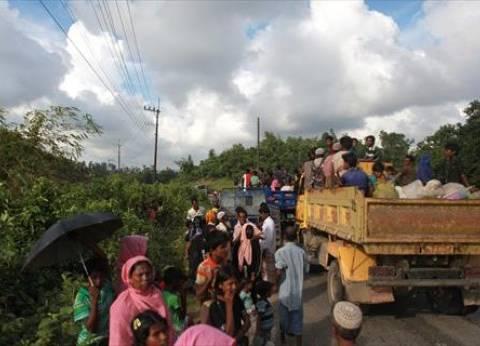 مصر تدين أعمال العنف في بورما.. وتطالب بحماية الروهينجا