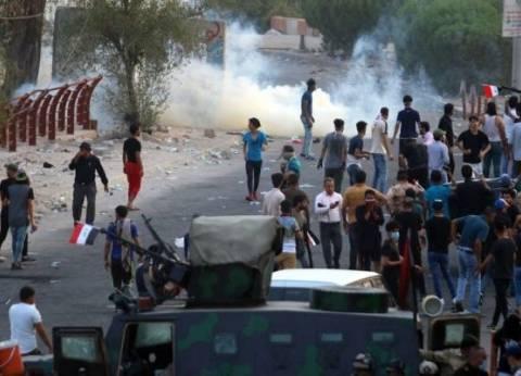عاجل| قوات الأمن تغلق الطرق المؤدية إلى القنصلية الأمريكية في البصرة