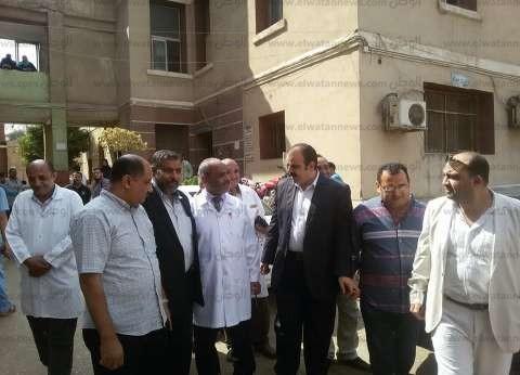 """""""صحة الشرقية"""": افتتاح العنايات المركزة بمستشفى فاقوس بشكل تجريبي"""