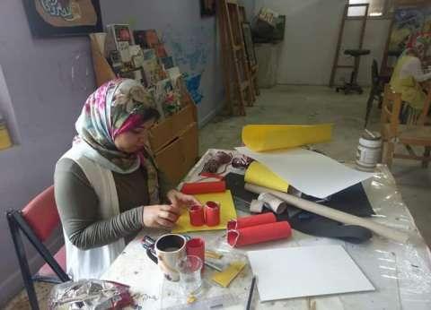 """ورش فنية وأنشطة ثقافية وندوات في """"ثقافة الفيوم"""""""