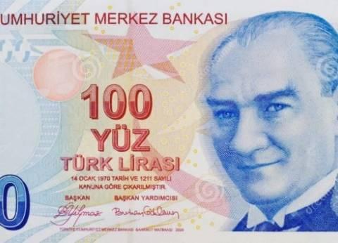 الليرة التركية تهوي لمستويات قياسية.. والأسهم تهبط 2.6%