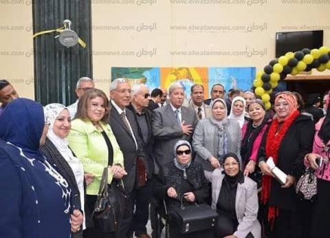 بالصور| المجلس القومي للمرأة ينظم احتفالا في الإسماعيلية بمكتبة مصر العامة