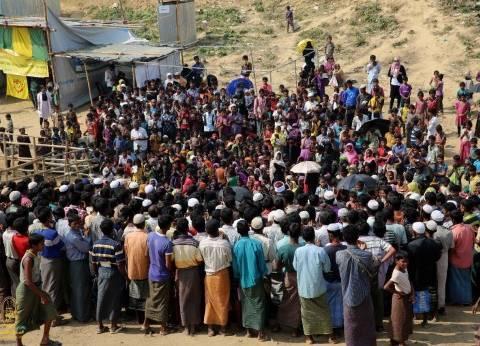 """""""الهجرة الدولية"""": لاجئو الروهينجا أتعس أهل الأرض"""
