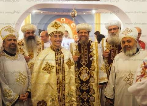 """""""الكنيسة"""": سيامة كاهن جديد بإيبارشية لوس أنچلوس"""
