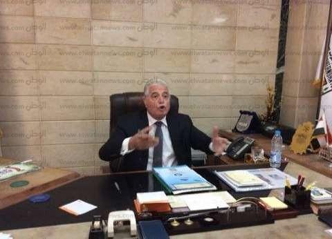 محافظ جنوب سيناء يخصص 452 قطعة أرض بمدينة طور سيناء