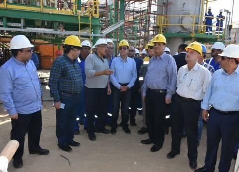 وزير البترول: تطوير مشروعات القيمة المضافة يستهدف دعم ميزان المدفوعات