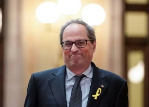الحزب المتطرف في كاتالونيا يوافق على انتخاب مرشح انفصالي رئيسا