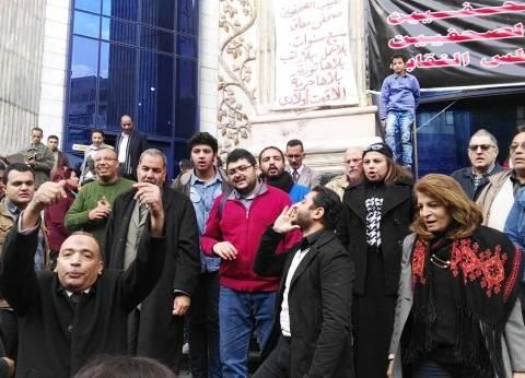 """مصدر أمني: القبض على 6 تظاهروا دون تصريح ضد اتفاقية """"تيران وصنافير"""""""
