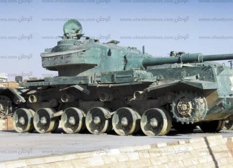 معركة قسم الأربعين الإرادة الشعبية تنتصر على دبابات العدو