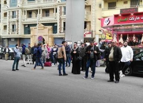 بعد حريق محطة مصر.. زحام على عربات رمسيس: «أعداد كبيرة وسيارات أقل»