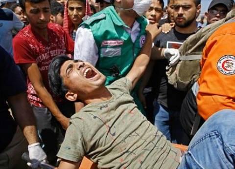 """""""روسيا اليوم"""": عشرات المصابين بمواجهة مع الاحتلال في الضفة الغربية"""