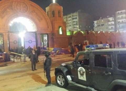 القوات المسلحة والشرطة تكثف من وجودها لتأمين احتفالات عيد الميلاد