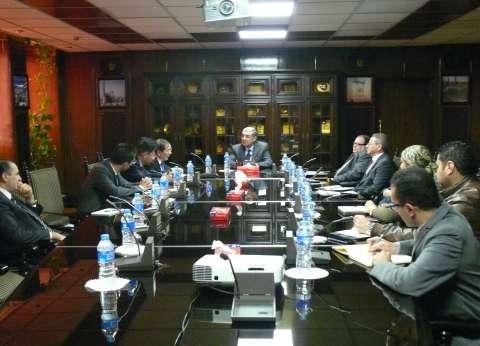 """وزير الكهرباء يبحث """"العدادات الذكية"""" ومشروعات طاقة مع سفير الصين"""
