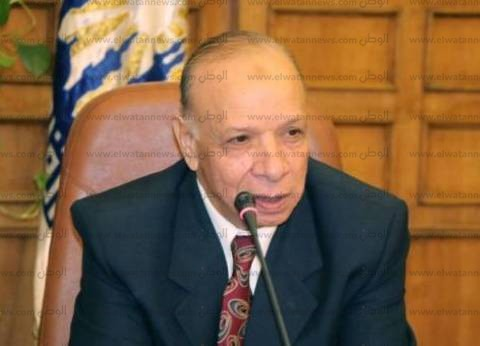 محافظ القاهرة يهنئ السيسي بمناسبة احتفالات أكتوبر