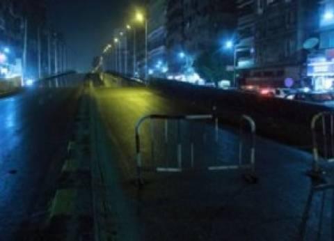 """نائب محافظ الجيزة: غلق كوبري الدقي بسبب الأمطار """"صائب"""""""