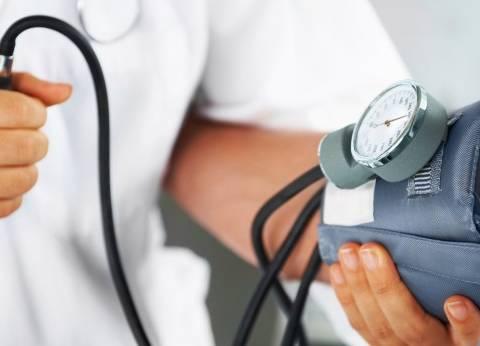 حملة مجانية لقياس السكر والضغط في كفر الشيخ