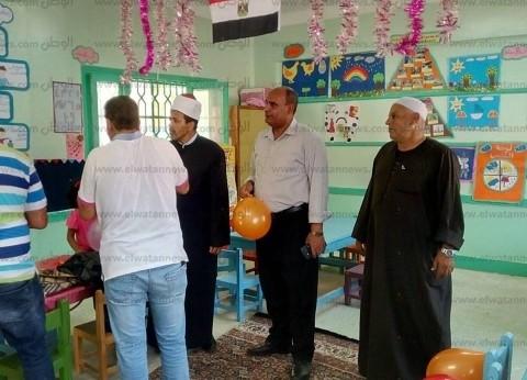 """""""أزهرية جنوب سيناء"""" تنهي تجهيز مبنى رياض الأطفال بمعهد الطور النموذجي"""