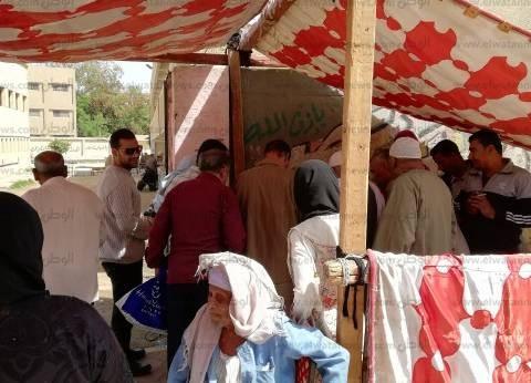استمرار إقبال الناخبين على لجان شبرا الخيمة في ثاني أيام الانتخابات