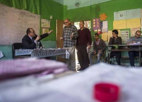 إقبال ملحوظ من كبار السن والسيدات على اللجان الانتخابية في شبرا الخيمة
