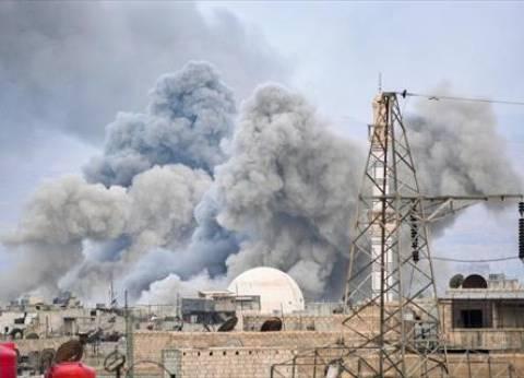 """عاجل  """"سوريا الديمقراطية"""" تسيطر على قرية الذيبة بعد اشتباكات مع داعش"""