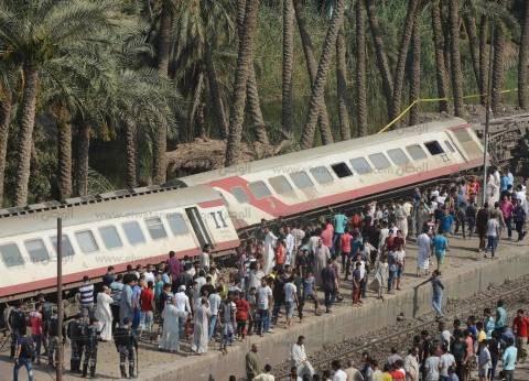 """""""بعبع السكة الحديد"""".. وعود التطوير تتجدد والحوادث لا تتوقف"""