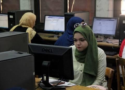 """""""البحوث الإحصائية"""": 40 طالبا سجلوا رغباتهم بالتنسيق بالجامعات اليوم"""