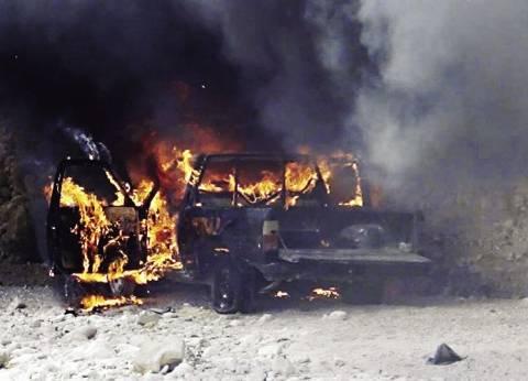 «حق الشهيد» تقتل 65 إرهابياً وتقصف 14 معقلاً لـ«بيت المقدس»