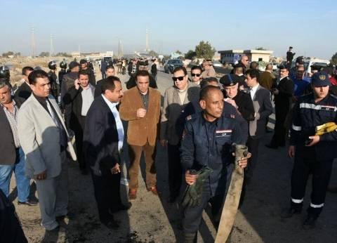 """سلطان يكلف بصرف تعويضات لأهالي المتوفين والمصابين في حادث """"الأتوبيس"""""""