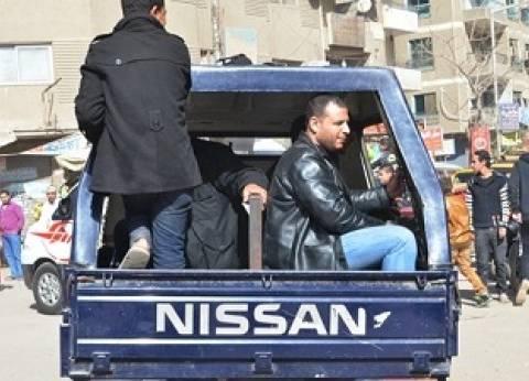 """ضبط 3 عاطلين بتهمة سرقة """"غطاء بالوعة"""" ومحبس مياه قرب مقر """"الداخلية"""""""