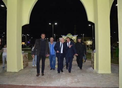 محافظ بورسعيد: شواطئ ومتنزهات المحافظة جاهزة لشم النسيم