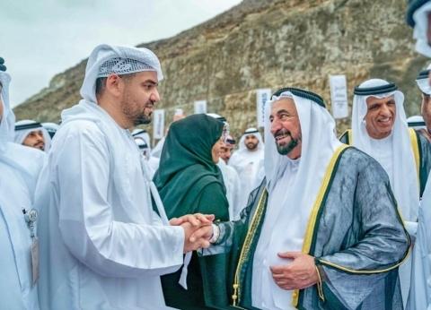 حسين الجسمي: زيارة حاكم الشارقة لبيت والدي شرف