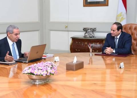 طارق قابيل يشارك في قمة إطلاق التجارة الحرة الأفريقية