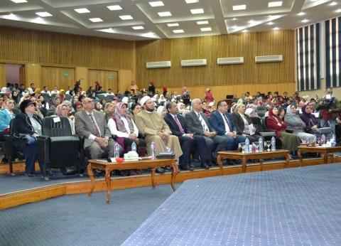 جامعة الإسكندرية تنظم احتفالية quotالمرأة المصرية في 100 عامquot