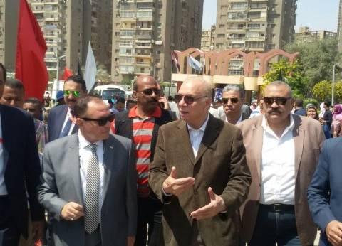 محافظ القاهرة يتفقد مستشفى المنيرة لمتابعة تقديم الخدمات للمواطنين