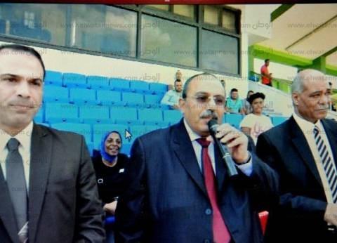 بروفايل| عبد الظاهر.. محافظ القليوبية يعدل جلسته في مجلس المحافظين إلى مقعد الإسكندرية