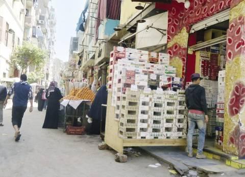 ضبط محلات وأكشاك لبيع السجائر بزيادة عن السعر الرسمى بالغربية