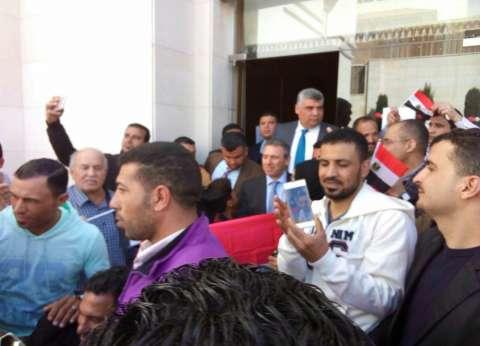 سفارة مصر بالأردن تبدأ فرز أصوات الناخبين بالانتخابات الرئاسية