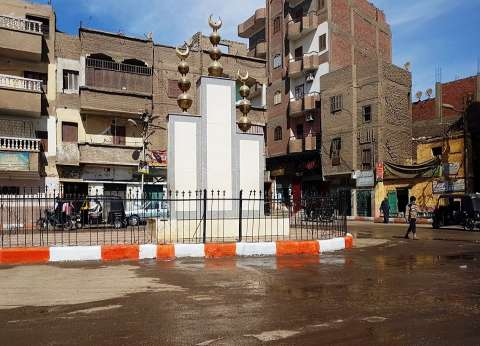 محافظ سوهاج: انتهاء أعمال النظافة والتجميل بمدينة أخميم