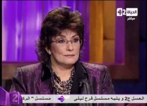 """سماح أنور: """"أنا مبحبش مبارك علشان عاوزه منه حاجة.. أنا بحب الأمن والأمان"""""""