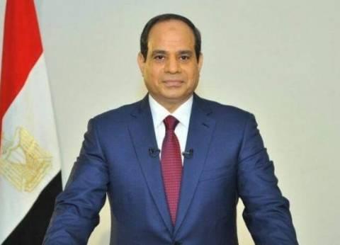 ملك الأردن يهنئ السيسي بإعادة انتخابه لفترة ثانية