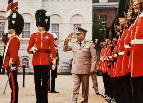 بالصور| الفريق حجازي يلتقي وزير الدفاع البريطاني ورئيس الأركان