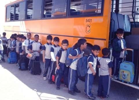 أولياء الأمور يشكون ارتفاع أسعار أوتوبيسات المدارس الخاصة.. و«التعليم»: لجنة للتسعير