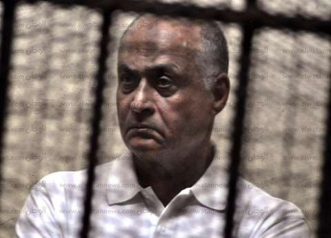 """تأجيل محاكمة إبراهيم سليمان في """"الحزام الأخضر"""" لـ 30 يناير"""