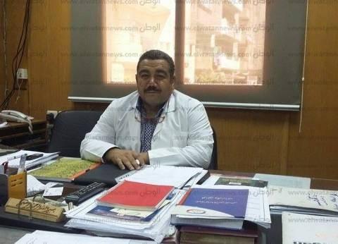 """مستشفى """"التأمين الصحي"""" ببني سويف تعلن الطوارئ استعدادا لـ""""عيد الأضحي"""""""
