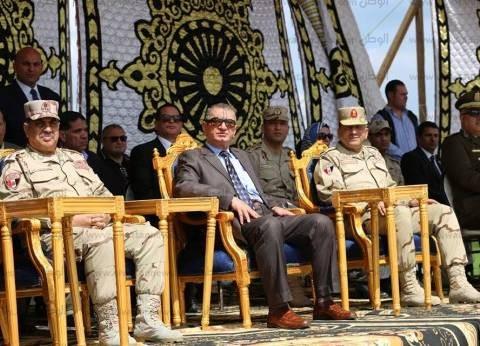 مدير أمن كفر الشيخ: تدريب القوات على حفظ الأمن أوقات الأزمات
