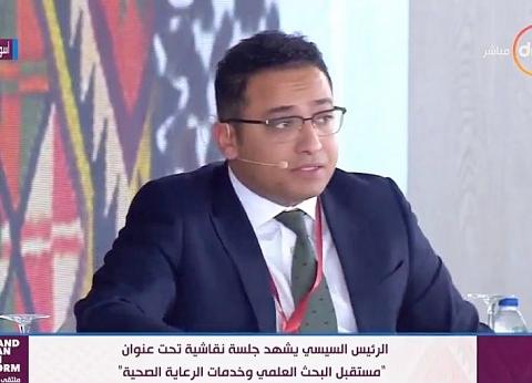 مشارك بمنتدى الشباب: الابتكار هو الحل للتحديات الصعبة في الشرق الأوسط